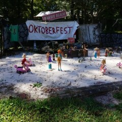 Things to See in Georgia: Barbie Beach
