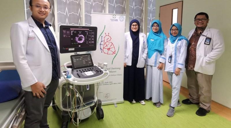 RS UNS Resmikan Klinik Gagal Jantung Pertama Se-Jateng-DIY