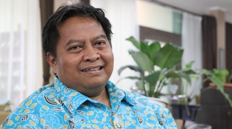 resesi, Pakar ekonomi Universitas Sebelas Maret (UNS) Surakarta, Lukman Hakim, Ph. D,