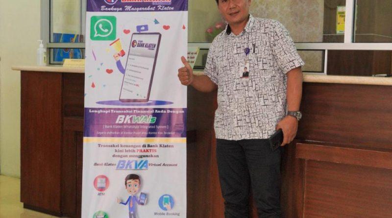 Bank Klaten Luncurkan 2 Layanan Berbasis Aplikasi Digital