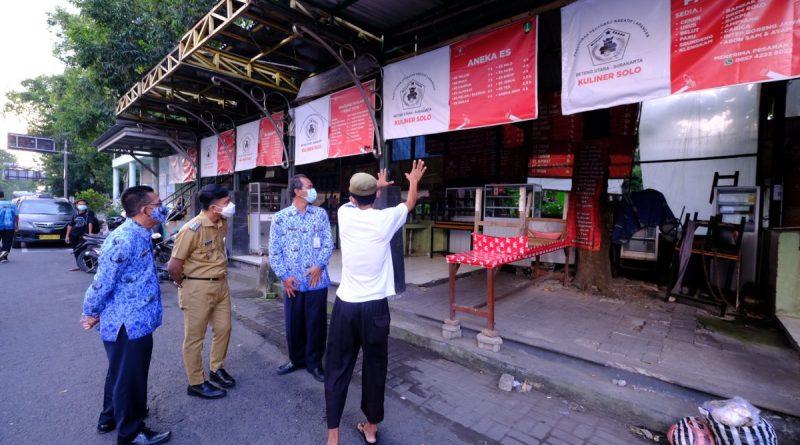 Walikota Solo kunjungi pusat kuliner Galabo