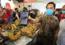 Walikota Surakarta, Gibran Rakabuming Raka launching qris