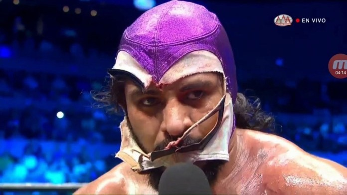 Santos Escobar Hijo del Fantasma podría oficializar su fichaje con WWE en septiembre | Solowrestling