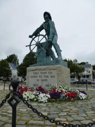 Gloucester fishermans memorial