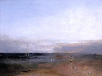 William-Turner-evening-star