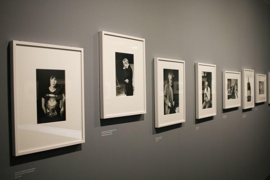 Martine Franck exposition Henri Cartier-Bresson