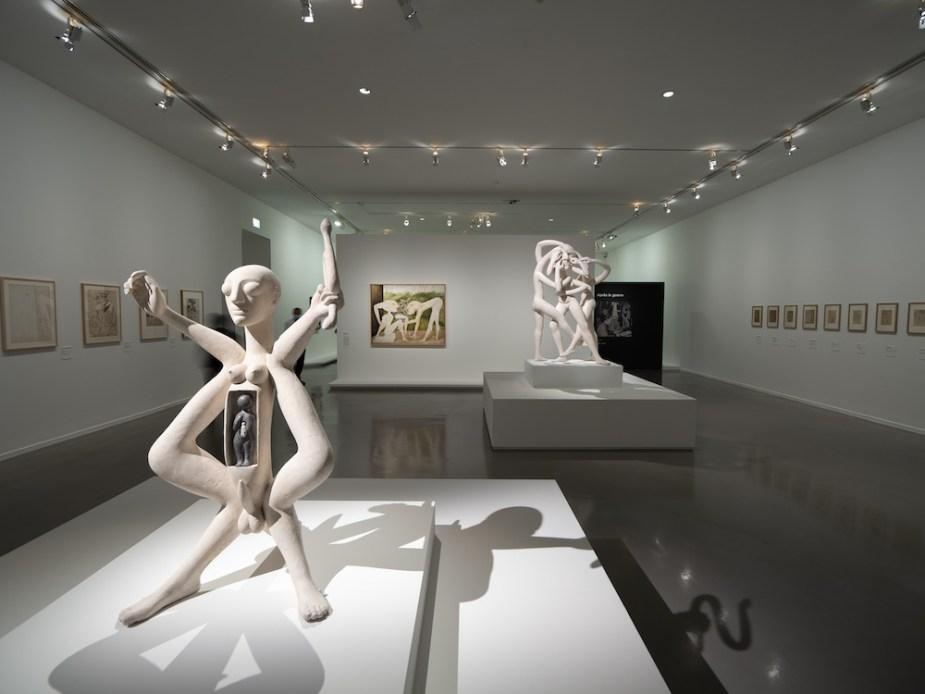 Nombre - Victor Brauner - exposition MAM Paris