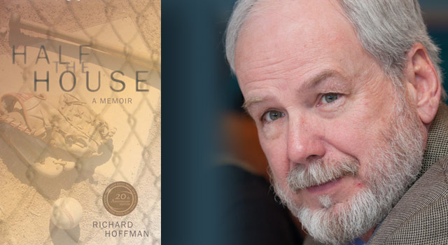 An interview with Richard Hoffman about his memoir Half the House