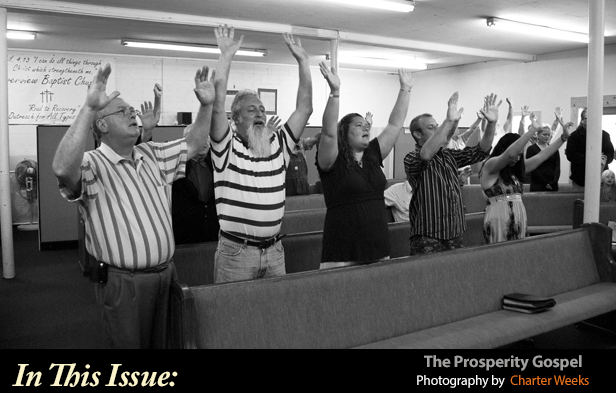 The Prosperity Gospel by Charter Weeks