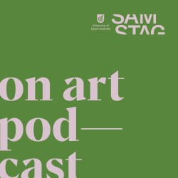 ON ART - podcast artwork