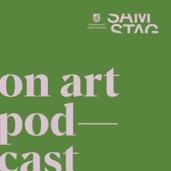 ON ART - podcast artwork