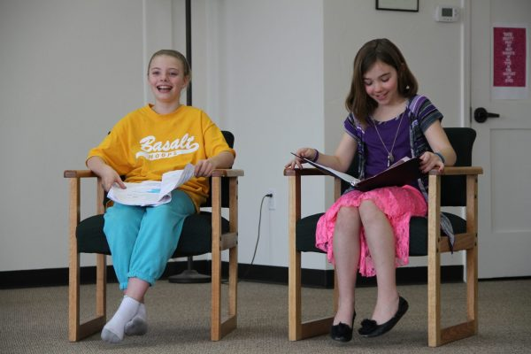Write On: Playwriting and Storytelling Age 12-14