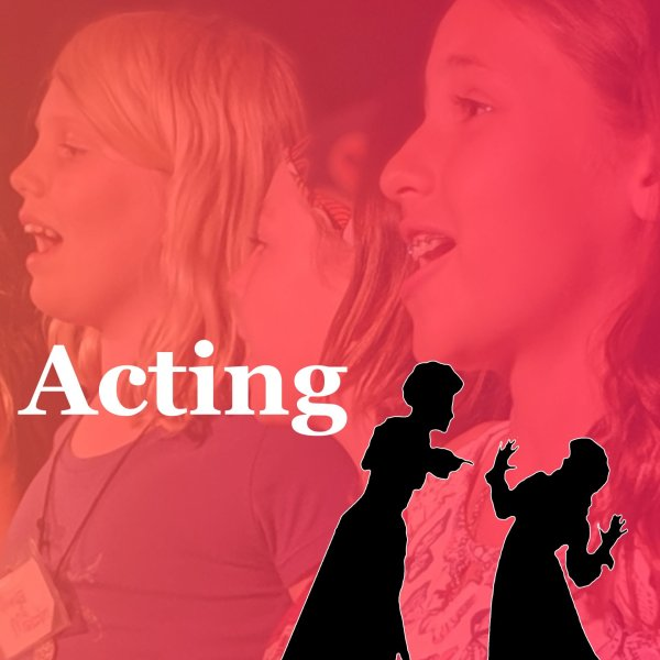 Acting Camp June 14-18