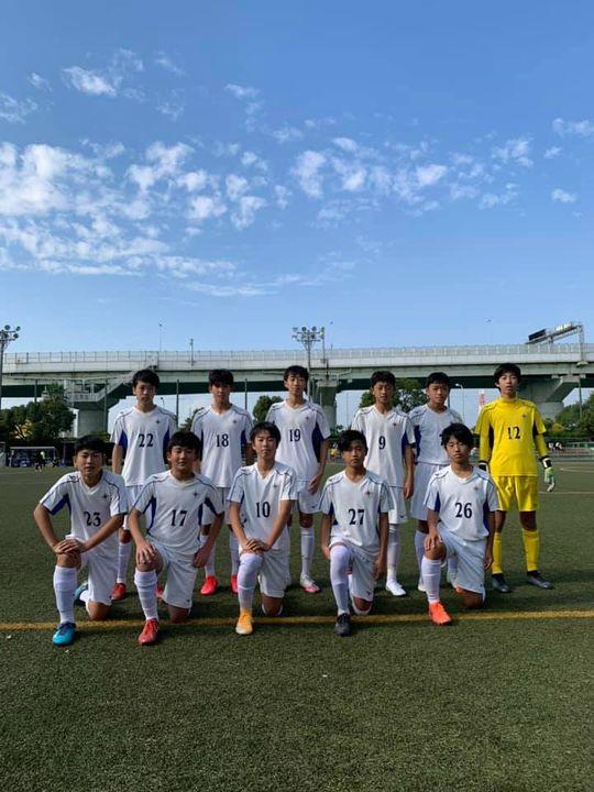 【U-14】 大阪府クラブユースサッカートーナメントU-14 1次リーグ第2戦