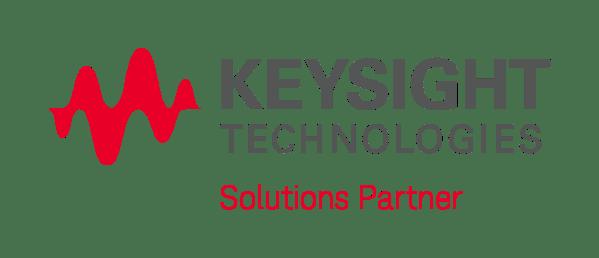 Keysight solutions partner logo