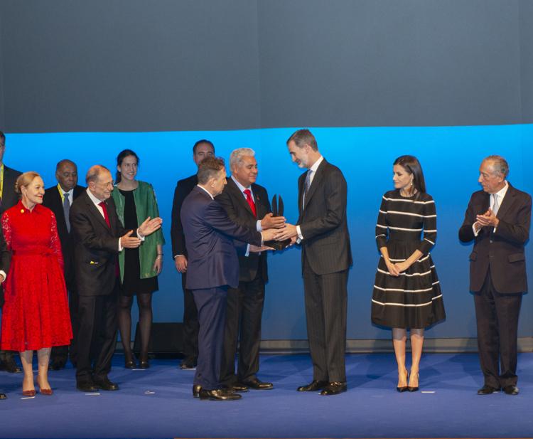 ARGLOBAL (Asesoramiento Responsable Global) - World Peace and Liberty Award