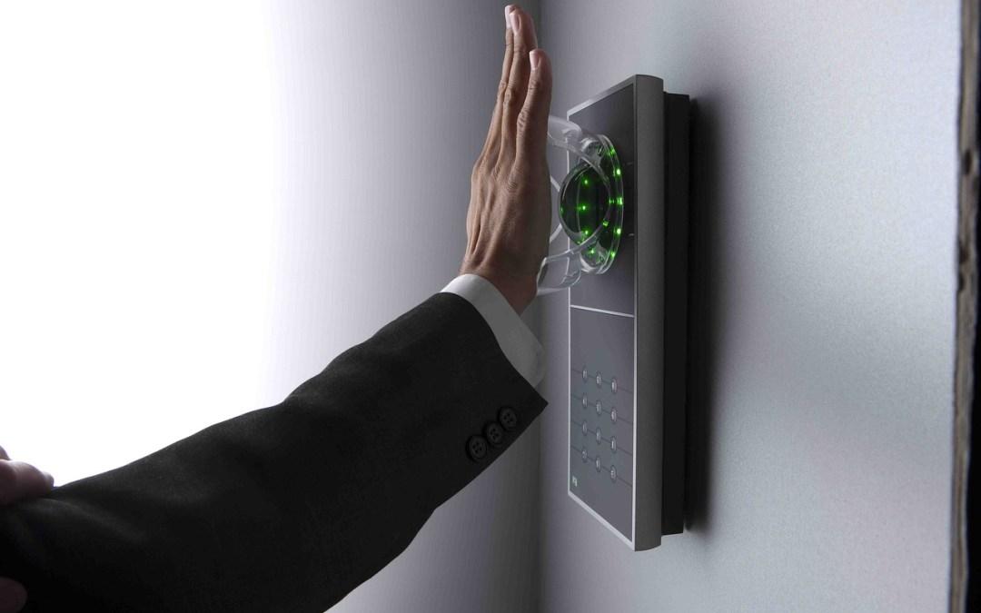 Software de control de acceso con lector biométrico