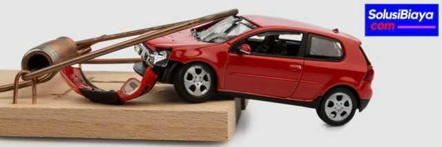 jual mobil untuk membayar utang
