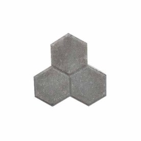 Paving Block Trihex Uk 8cm