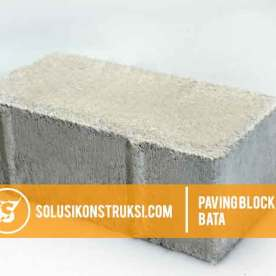Paving Block Bata