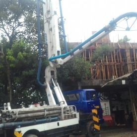 Pompa super long boom murah