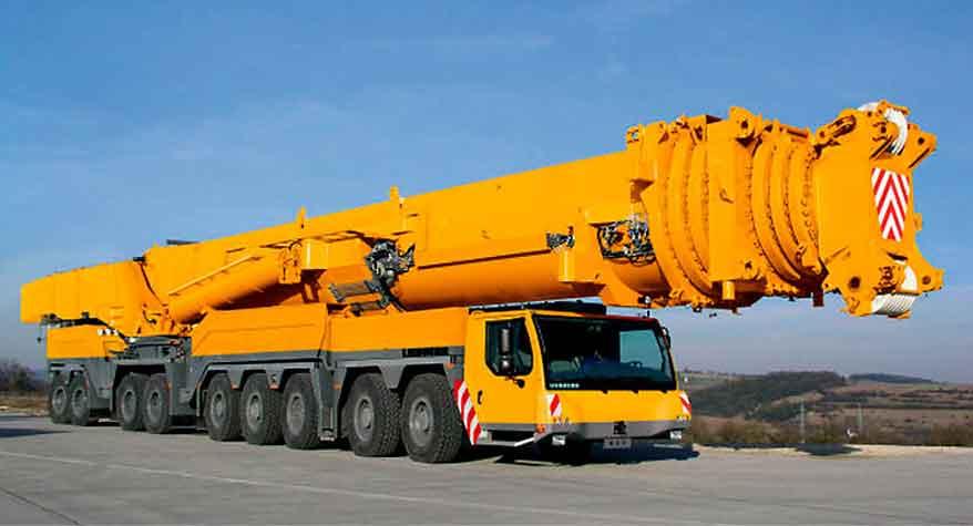 Mesin dan Alat Berat Seputar Konstruksi