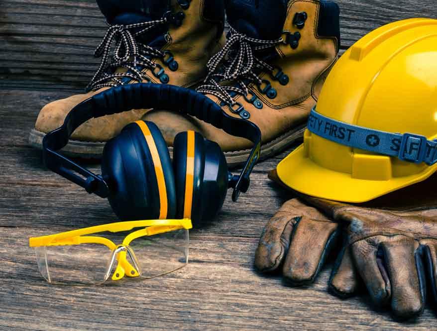 Macam-Macam Safety Equipment Dalam PekerjaanKonstruksi