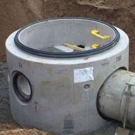 Harga Bak Kontrol Beton Manhole