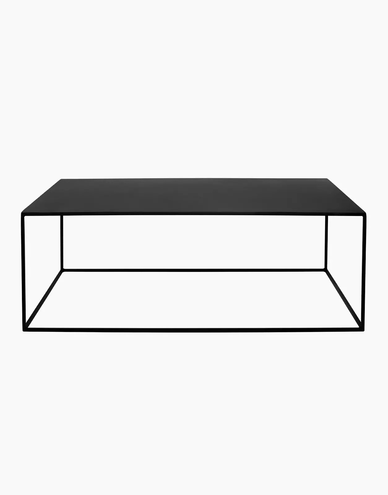 Table basse Expo en métal noir - Mobilier design, luminaire design et  décoration pour vos intérieurs