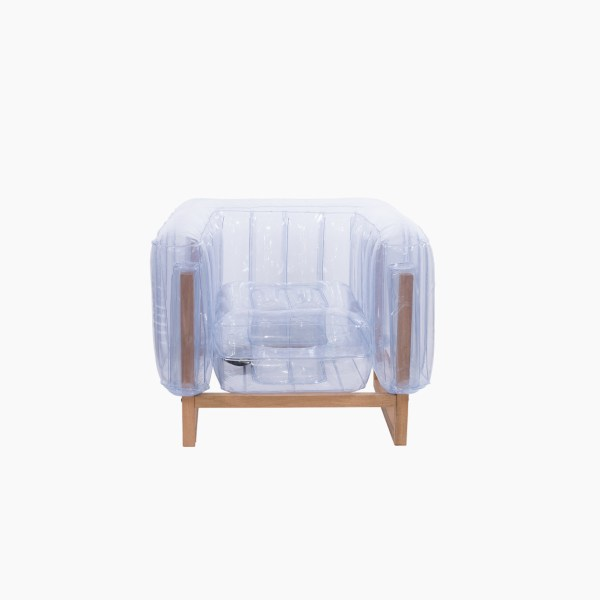 Revendeur de Mojow solution design fr mobilier assises fauteuil yomi wood transparent