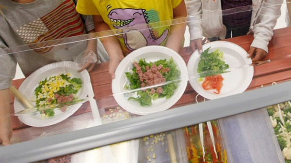 Cafeteria workers are the key to spotting hungry students