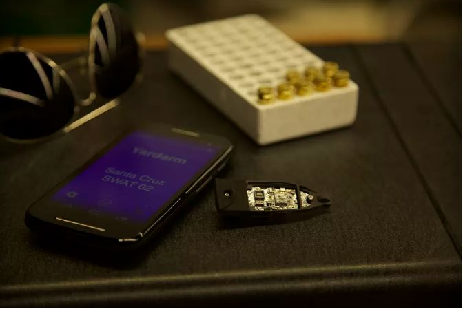 Startup-creates-device-that-tracks-every-shot-fired-from-a-police-officers-gun