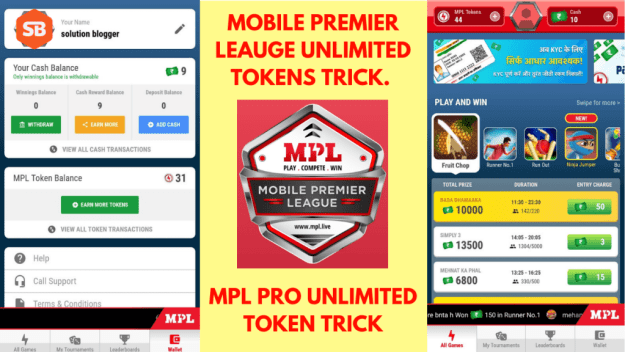 MPL PRO UNLIMITED TOKENS