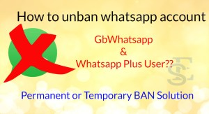 unbanned from whatsapp quickly 1