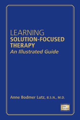 solution brief focused therapy analysis Building on a strengths perspective and using a time-limited approach, solution-focused brief therapy is a treatment model in social work practice that holds a person.