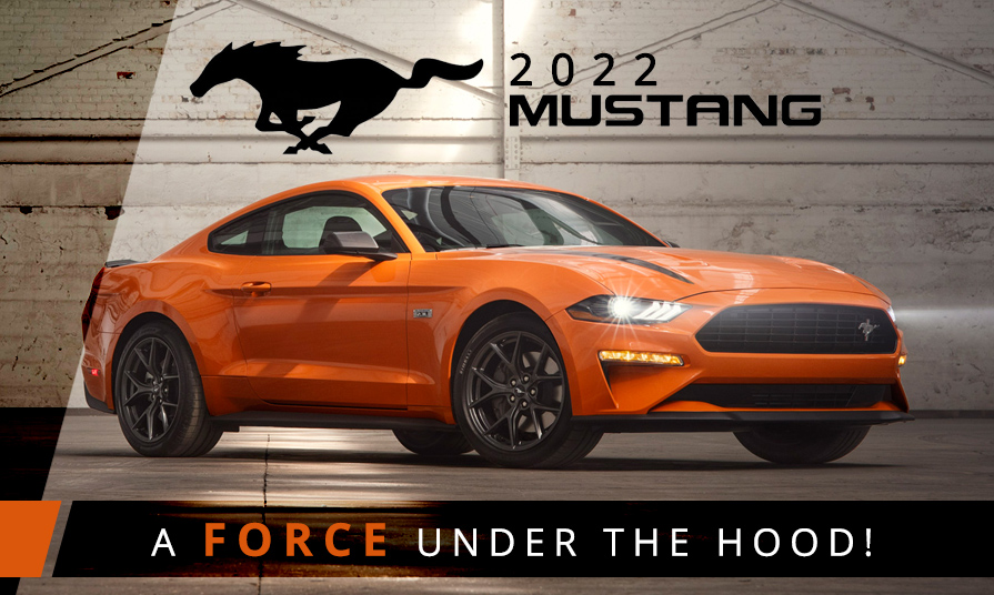 Long, weigh less than 2500 lb, and sell for under $2500. in 1961, ford division vice pres. The Force Under The Hood Of The 2022 Ford Mustang