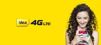 Idea 349 Plan – Get Unlimited 3G & 4G Data + Unlimited Free Calling For 28 Day