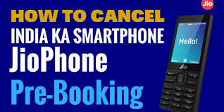 How to cancel jio phone pre booking online or offline and get Rs 500 Back ( Step by Steps )