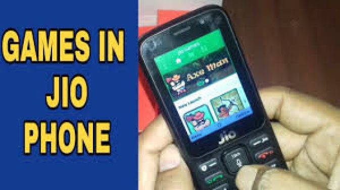 How To Download video games in Jio 4G keypad phone rs 1500