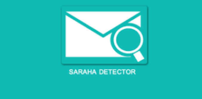 Sarahah saraha detector App Download for android, iPhone
