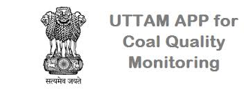 New Uttam App Download for android to Coal Quality Monitoring