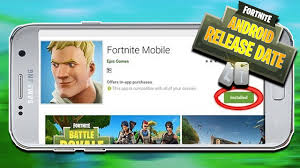 { **Fortnite Android App** } Epic mobile app download free for android by play store ( fnglobal app )