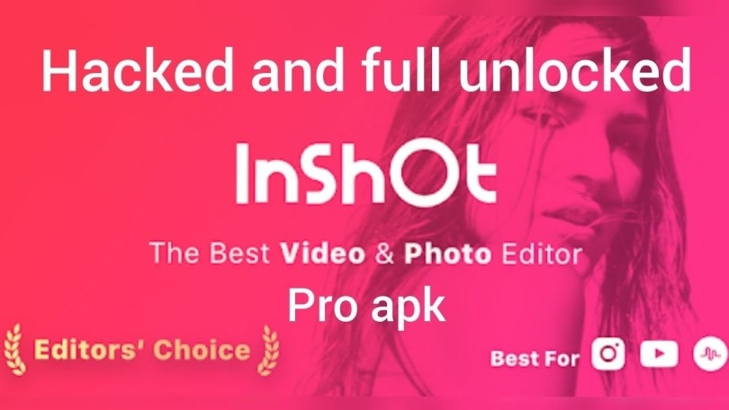 Download Inshot Pro mod apk Full Efek For Android, ios & Pc