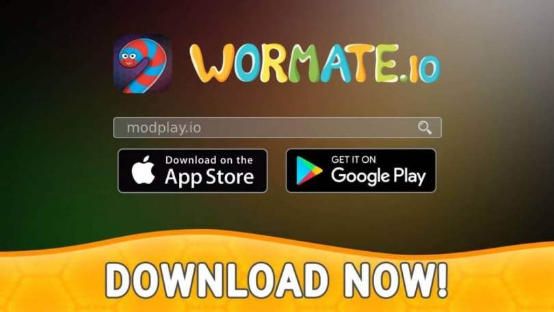 Wormate.io Mod Apk Download Free