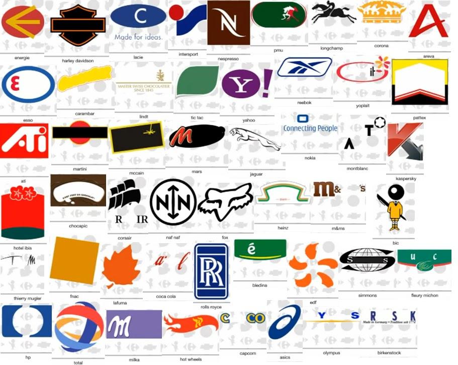 Logos Quizz France Niveau 4 : Solutions