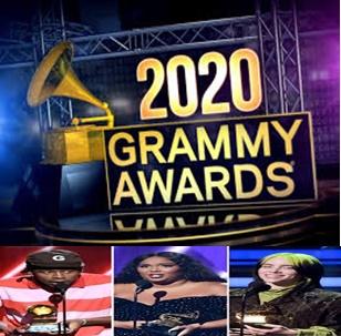 2020 Grammy Awards Winners – List of 2020 Grammy Awards Winners