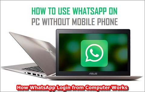 How WhatsApp Login from Computer Works