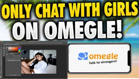 Only strangers girl omegle to talk OMS