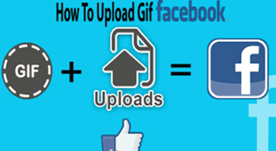 How to Share a GIF on Facebook | Upload GIF On Facebook