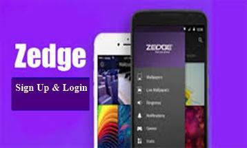 Zedge Online Account Sign Up – Zedge Login & Zedge Payment